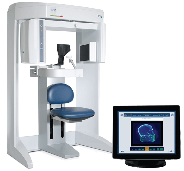 i-cat ivision imaging for dental treatment planning